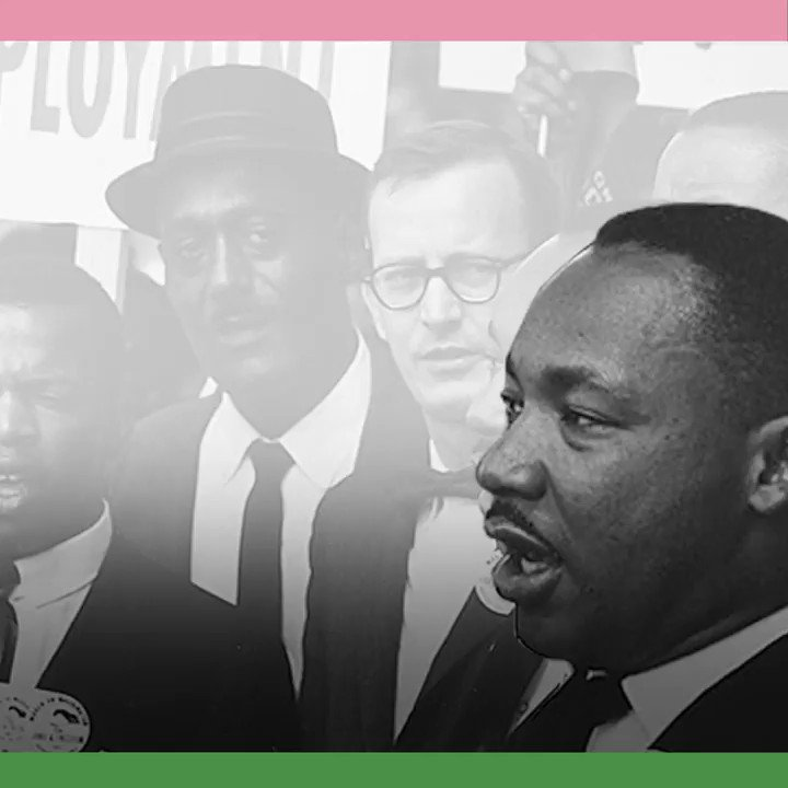 What 1963 protest led by Dr. Martin Luther King, Jr., the @NAACP, and other civil rights leaders resulted in over 250,000 people marching for change? #MLKDay https://t.co/41CoByaamm