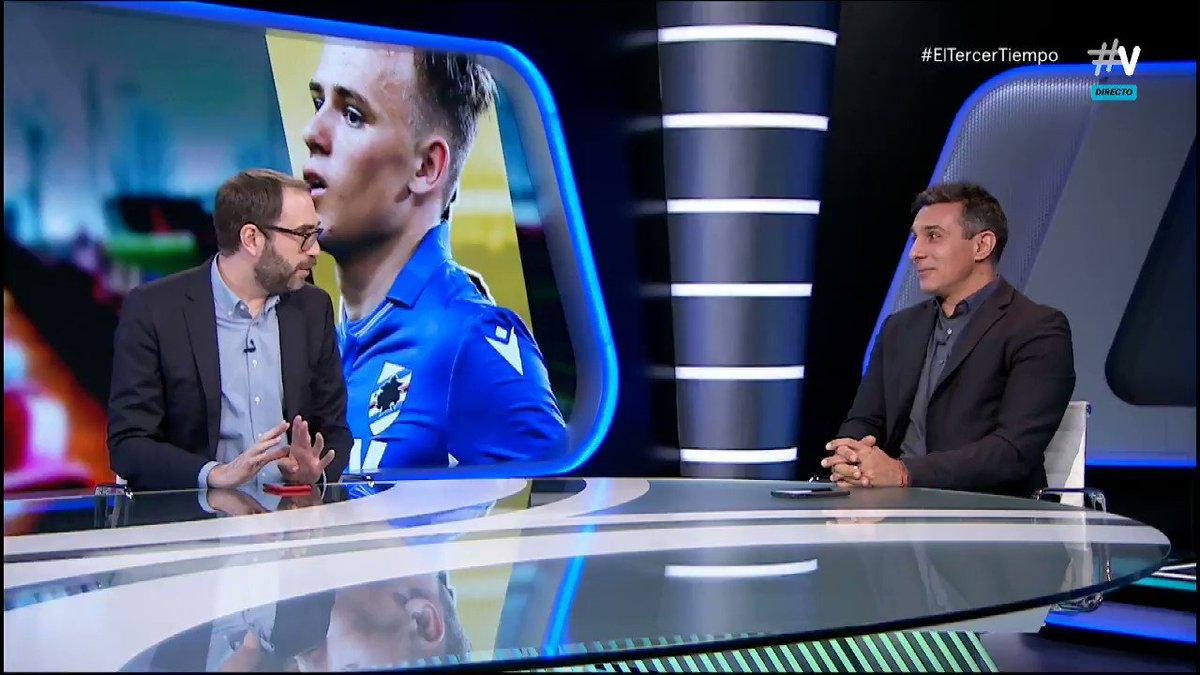 EL SCOUTING  Mikkel Damsgaard (Sampdoria) es el futbolista que buscábamos. @weisconsyy1900 es el ganador del programa de hoy ¡Hasta la semana que viene! #ElTercerTiempo