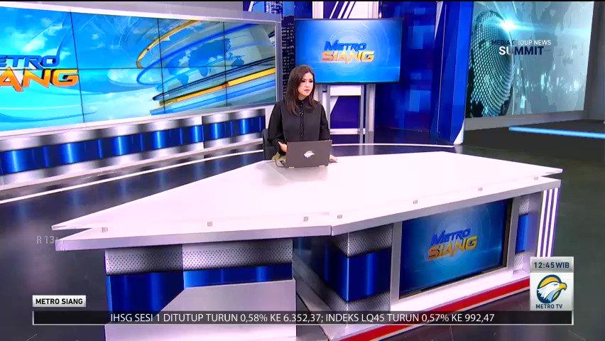 Banjir bandang melanda kawasan Gunung Mas, Cisarua, Bogor. Sebanyak 474 jiwa berhasil dievkuasi. Ikuti informasi terbaru di . #MetroSiang