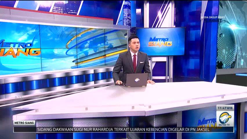 Derasnya hujan di wilayah Kalimantan Selatan menyebabkan banjir yang merendam sejumlah wilayah. Bahkan luas genangan banjir di Kalsel diperkirakan mencapai 200 ribu hektare. #MetroSiang