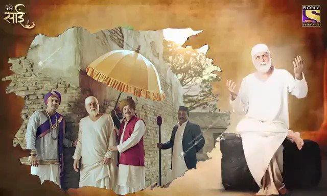 Dekhiye Sai Baba kaise apne adbhut chamatkaar se bachayenge ek bacchi ke praan #MereSai mein aaj raat 7 baje.