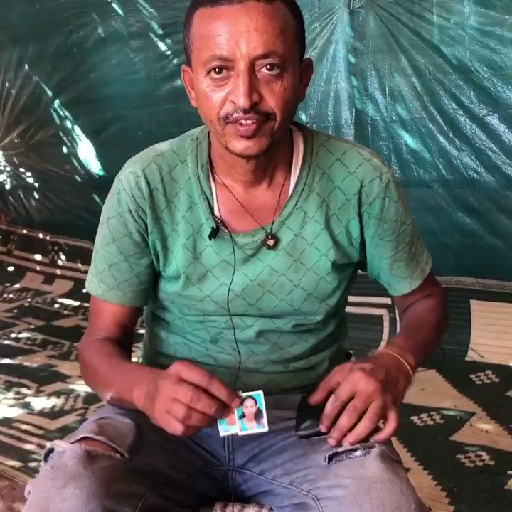 Would you imagine not knowing the whereabouts of your loved ones?  Together with our partners, Sudanese Red Crescent, we're helping reconnect families that were separated following the fighting in Tigray, Ethiopia.  More 👇🏿