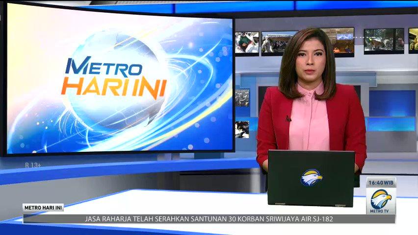 #MetroHariIni Detik-detik Evakuasi Apoteker dari Reruntuhan RS Mitra Manakarra Mamuju