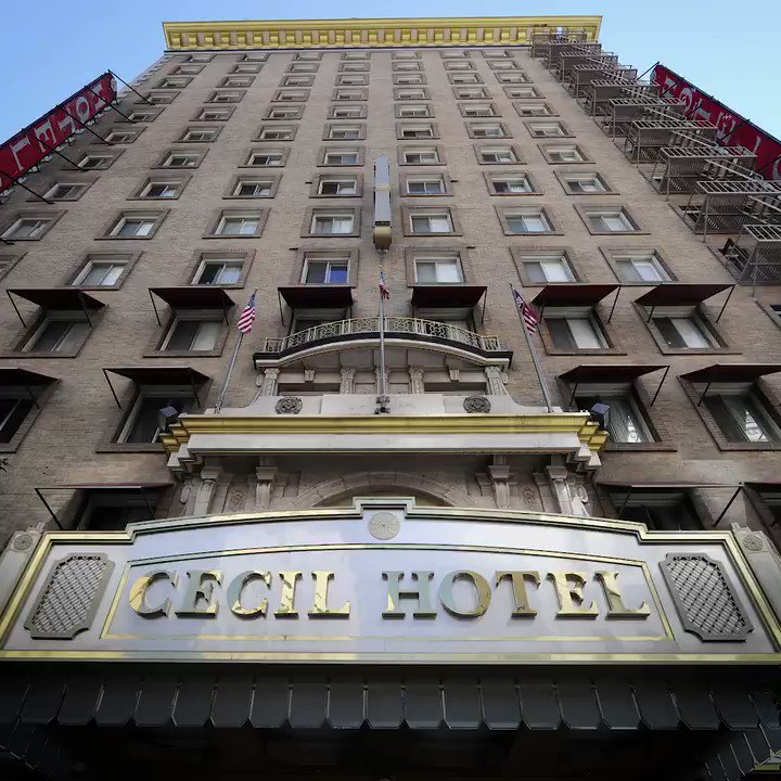 One of the most sinister places in America, for decades, The Cecil Hotel in Los Angeles has been home to a series of bizarre mysteries, murders and other suspicious deaths.