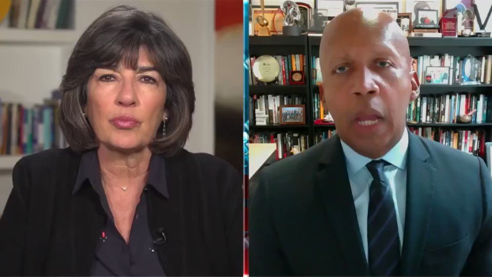 """The Trump administration has overseen federal executions at an unprecedented pace on its way out the door, and the @eji_org's Bryan Stevenson says this is unconscionable.   """"In the US, for every nine people we've executed, we've identified one innocent person on death row."""""""