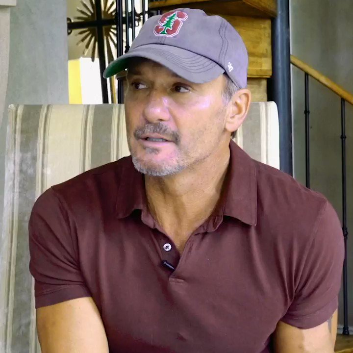 .@TheTimMcGraw walks @aleciadavis through his biggest hits and how they shaped his life on a new episode of #Essentials radio.  Watch now: