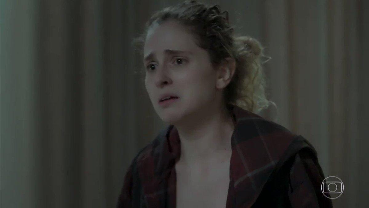 Eu só queria abraçar a Ivana e dizer que tudo vai ficar bem. ❤️ #AForçaDoQuerer