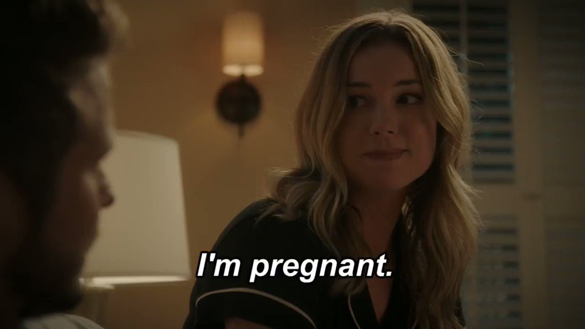 OMG. They just did that! #TheResident