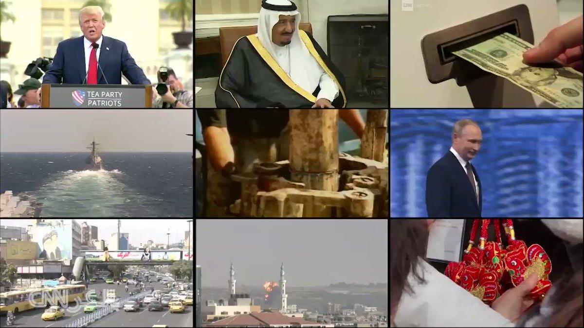 مرشحة #بايدن للاستخبارات تكشف مصير ملف مقتل #خاشقجي الذي حجبه #ترامب، ظريف يرحب بدعوة قطر لعقد قمة بين دول مجلس التعاون وإيران وغير ذلك ضمن #دقيقة_أخبار. للتفاصيل: