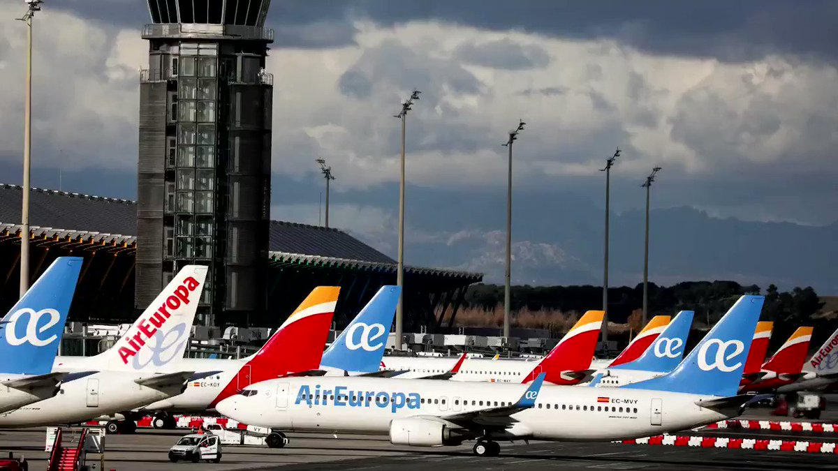 British Airways-owner IAG is buying Spain's Air Europa in a cut-price $606 million deal
