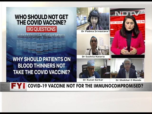 #FYI | Dr Shekhar C Mande, Director General, CSIR on #COVIDVaccine