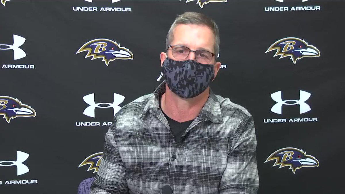 """Absolutely, we want Lamar to sign a long-term deal and be with us. I'm totally certain that's going to happen. When it happens, that's the details."""
