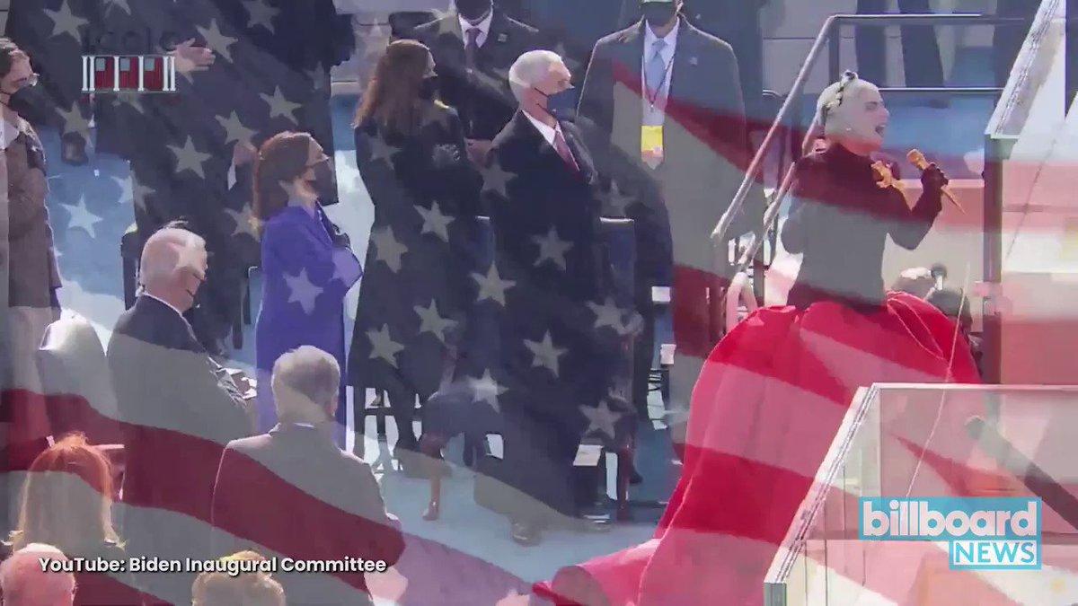 @billboard's photo on National Anthem