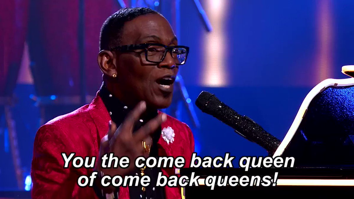 .@YO_RANDYJACKSON is me to myself after I make a sarcastic comment and everyone laughs. #NameThatTune