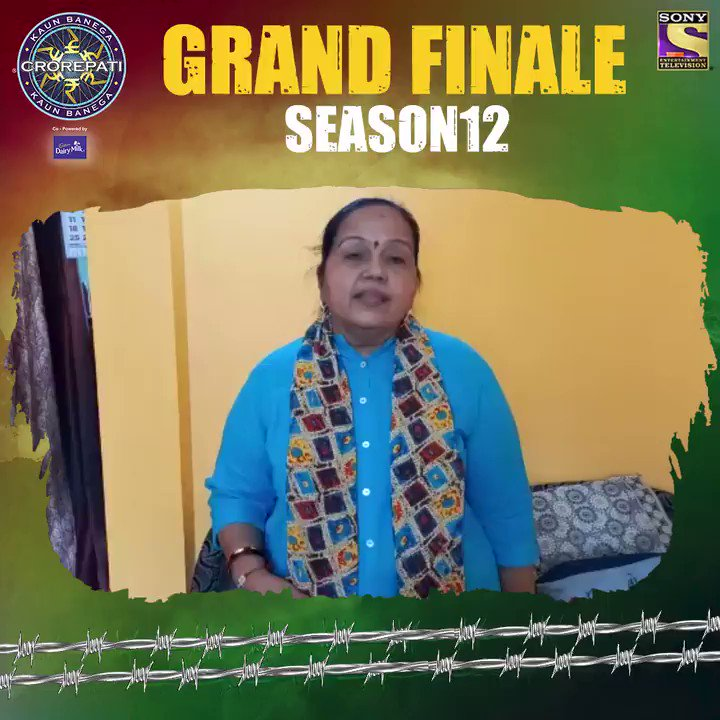 Our KBC contestants are looking forward to watching the Param Vir Chakra Awardees and Kargil war heroes SUBEDAR MAJOR YOGENDRA SINGH YADAV and SUBEDAR SANJAY KUMAR. Tune in to #KBC12GrandFinale tomorrow at 9 PM on Sony TV. @SrBachchan @SPNStudioNEXT @adgpi