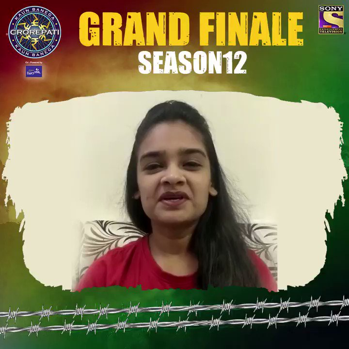 Our KBC contestants are looking forward to watching the Param Vir Chakra Awardees and Kargil war heroes SUBEDAR MAJOR YOGENDRA SINGH YADAV and SUBEDAR SANJAY KUMAR. Tune in to #KBC12GrandFinale tonight at 9 PM on Sony TV. @SrBachchan @SPNStudioNEXT @adgpi