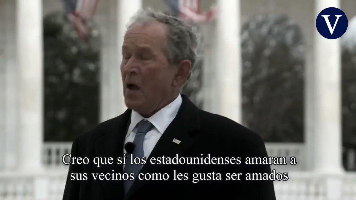 El mensaje de Bush, Clinton y Obama para el nuevo presidente Joe Biden. Los tres expresidentes de Estados Unidos piden a Biden que restablezca los lazos dentro del país para ser más fuertes. Su éxito como presidente será un éxito para todos.
