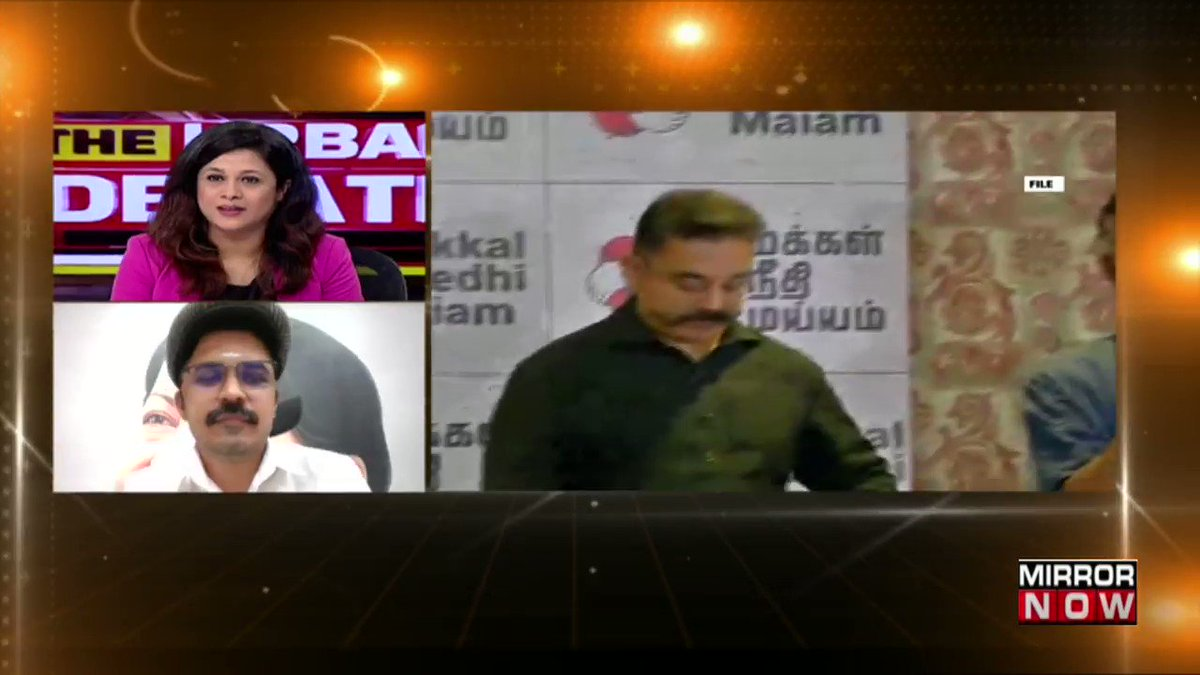 The ally of Congress-DMK is in shambles and doldrums. When the Congress govt tabled the #FarmBills in the Assembly, DMK didn't take part in it. There's a huge amount of ambiguity & inter-party politics: AIADMK's @KovaiSathyan to @tanvishukla   #KamalHaasan #TamilNaduElections
