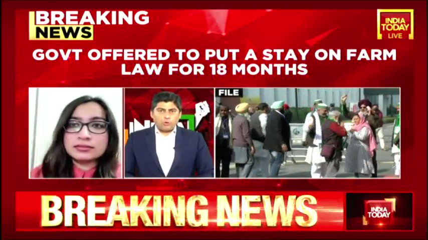 2-month-long farmers-Centre deadlock continues; preparations in full swing for tractor rally on Republic Day. @AishPaliwal gets us this report. #FarmersProtest   #IndiaFirst with @GauravCSawant