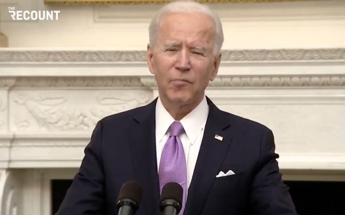 """SCIENCE IS BACK! And not muzzled anymore!   """"That's why you're going to be hearing a lot more from Dr. Fauci again,"""" @JoeBiden says.  #COVID19"""