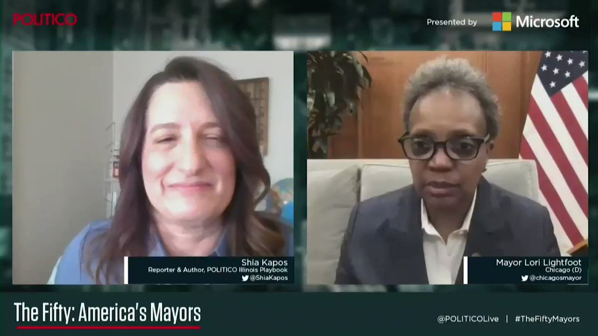 Big-city mayors across the country are begging for more authority to address Covid-19 and other pressing issues. We spoke to four of them.   Here's what they had to say:
