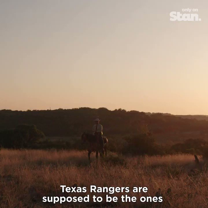 From now on, we're doing things the Texas Ranger way. Watch Jared Padalecki in the brand new series, Walker, now streaming - only on Stan.