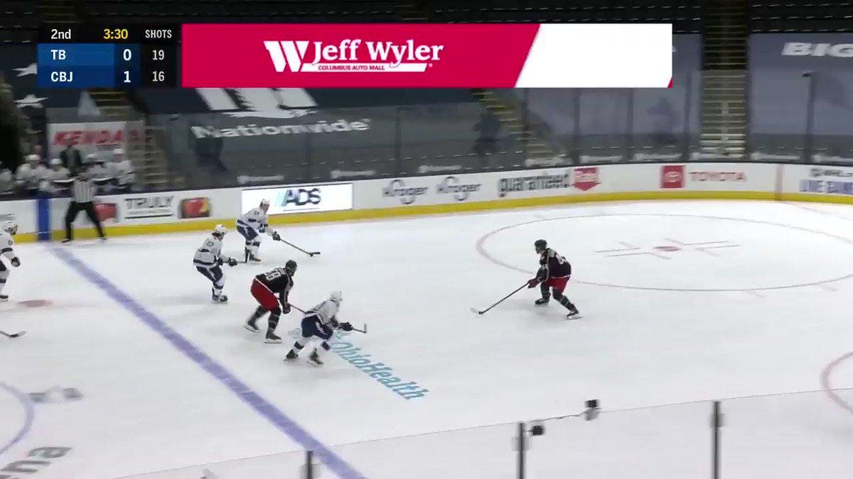 Wait for it... Waaiitt for it... 🚨GOAL🚨  #NHLonSN #ItsON