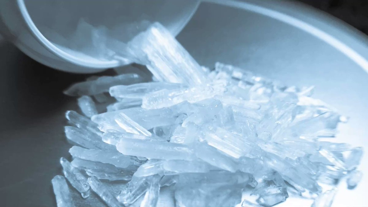 Methamphetamine overdose deaths in the United States have increased nearly 30% from 2011 to 2018