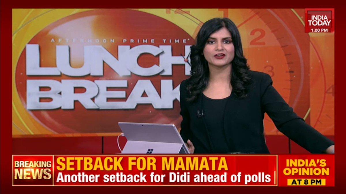 Huge jolt for #MamataBanerjee ahead of assembly polls as Rajib Banerjee quits West Bengal cabinet. | @Akshita_N, @PoulomiMSaha #WestBengal #RajibBanerjee #TMC #WestBengalPolls #ITVideo