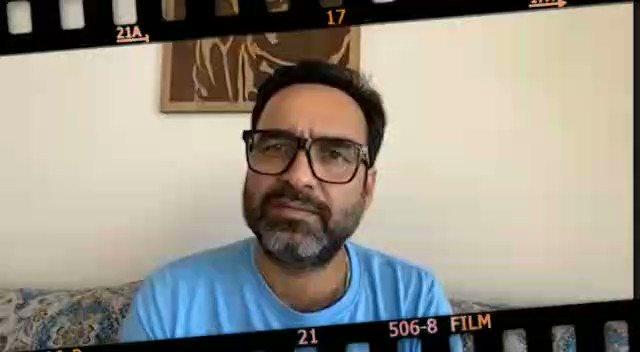 """""""#BhagatSingh ne India ke existence ki baat ki thi ke India exist karta hai isko azaad karo aur Bharatlal bhi apne azaadi ki baat kar raha hai..."""": @satishkaushik2 on #Kaagaz   #TalkingFilms #BollywoodHungama YT:"""