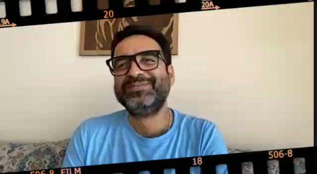 """""""Mujhe jo kaam mila maine tann, mann, dhan se kiya, imaandari se kiya. Main Bombay mein jab aaya 1979 NSD films institute se pass hone ke baad maine 1 saal jo hai ek textile mill mein..."""": @satishkaushik2   #TalkingFilms #BollywoodHungama YT:"""