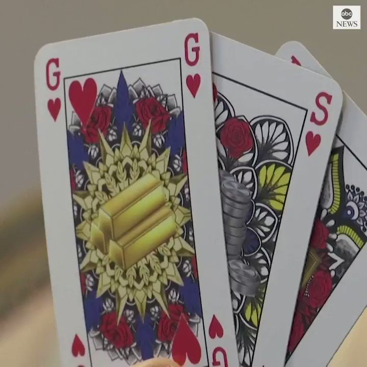 ROYALS FLUSHED: Meet the woman who has created gender-neutral playing cards, by abolishing the king, queen and jack, the hierarchy of which she says fostered inequalities.