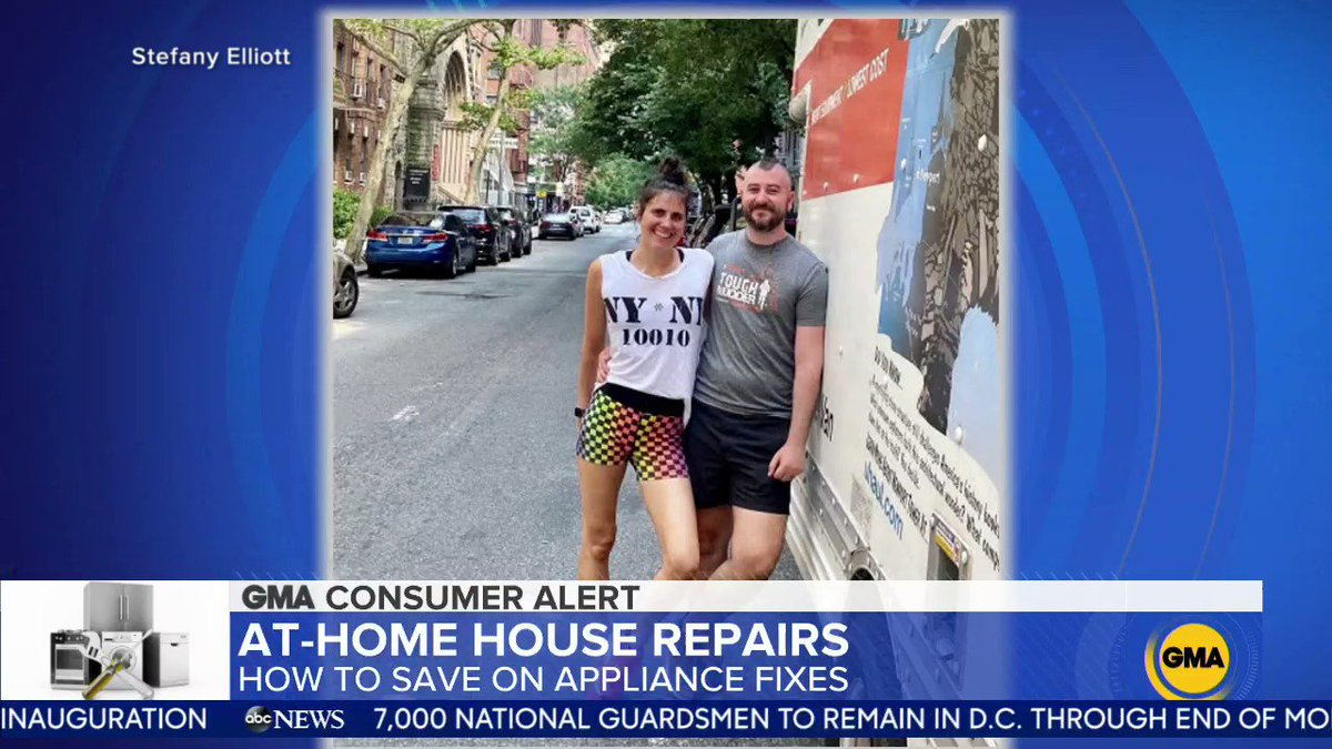 With many hunkered down at home amid the coronavirus pandemic, there's been a surge in home repairs.  @bworley has more on how to fix home appliances yourself before spending hundreds of dollars.