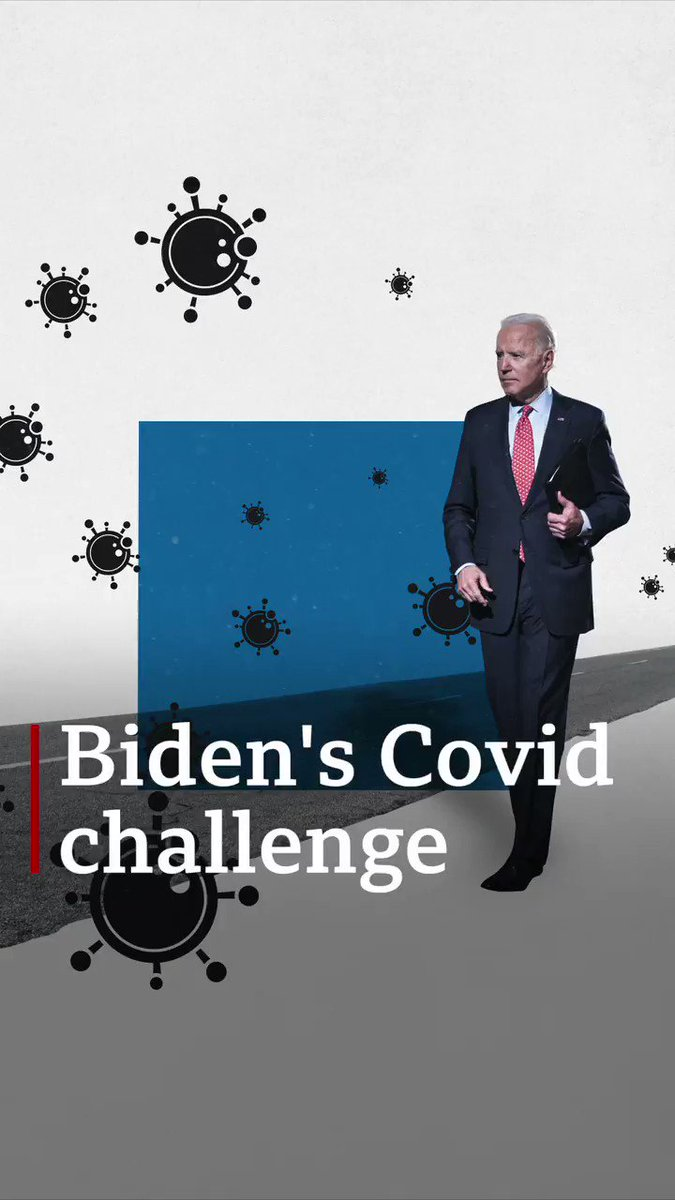 President Joe Biden has made it his top priority to tackle the coronavirus pandemic.  But, how easy will that be?