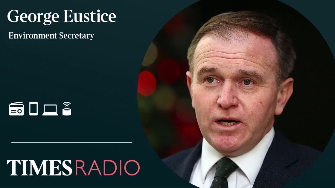 Weve always had a £500 pounds payment for those on certain types of benefits. George Eustice on the idea of paying everyone in England, who tests positive for coronavirus, £500 to ensure they self-isolate. Earlier today, on Times Radio. Listen 🔊 app.times.radio/listen