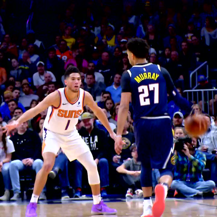 @NBA's photo on Booker