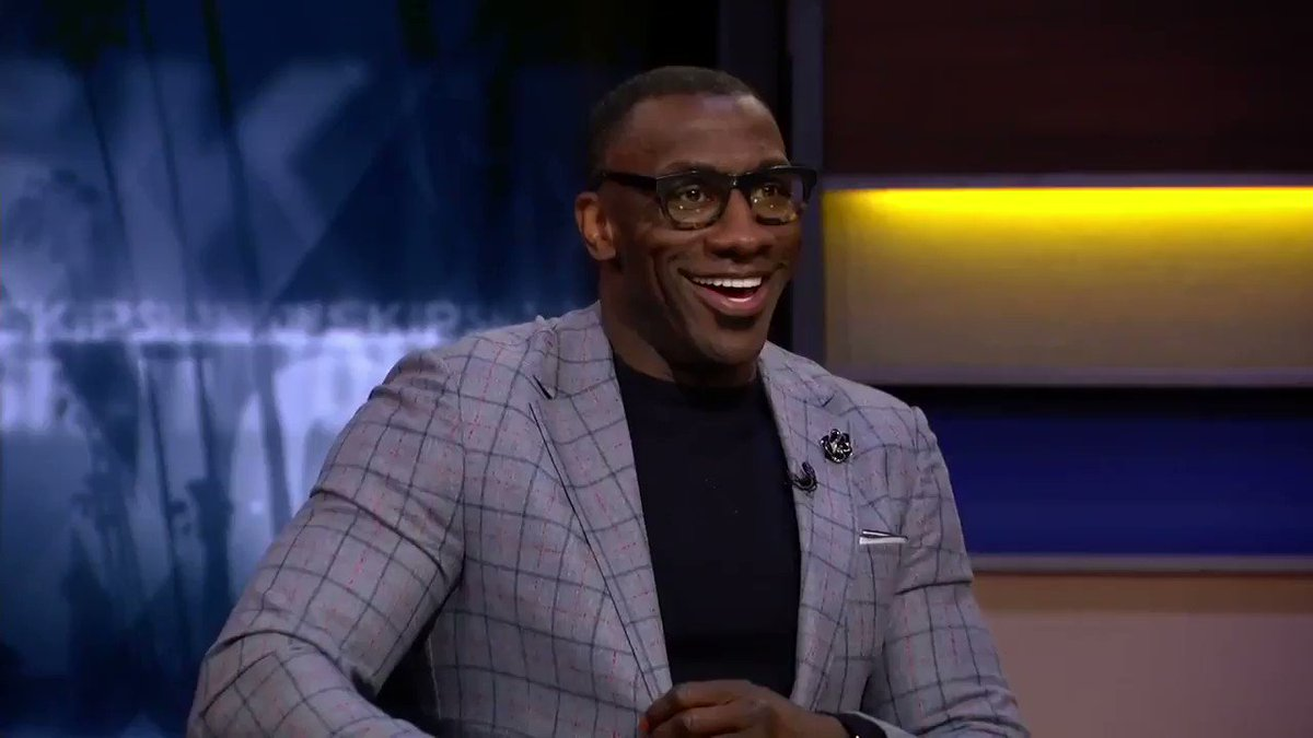 ".@ShannonSharpe on the Lakers win over the Bucks:  ""LeBron James was spectacular, that's why they won. My guy showed you again last night what he's made of, what he is, who he is and how he came to be."""