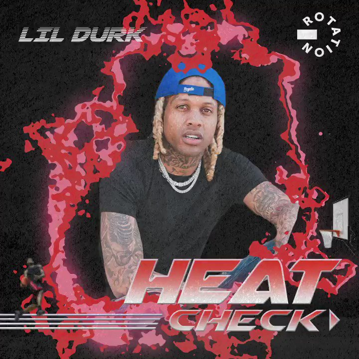 """Chicago's own @lildurk has been on a RUN over the past year 💪 From collabs like """"Laugh Now Cry Later"""" with @Drake to his solo work on """"The Voice"""" — it's been all heat.  If you haven't yet, listen to his latest album now on Amazon Music 🎧:"""