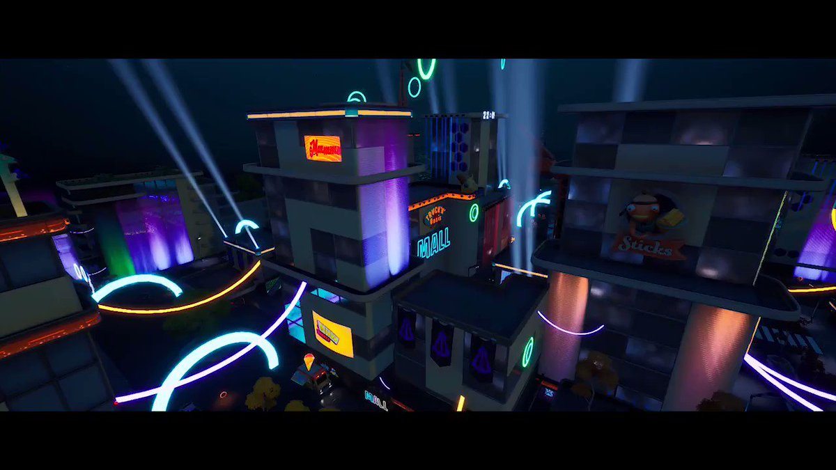 Welcome to Nexus City where the possibilities are endless. Explore the neon city and play nine unique activities in… https://t.co/ZNVt5SNQvH