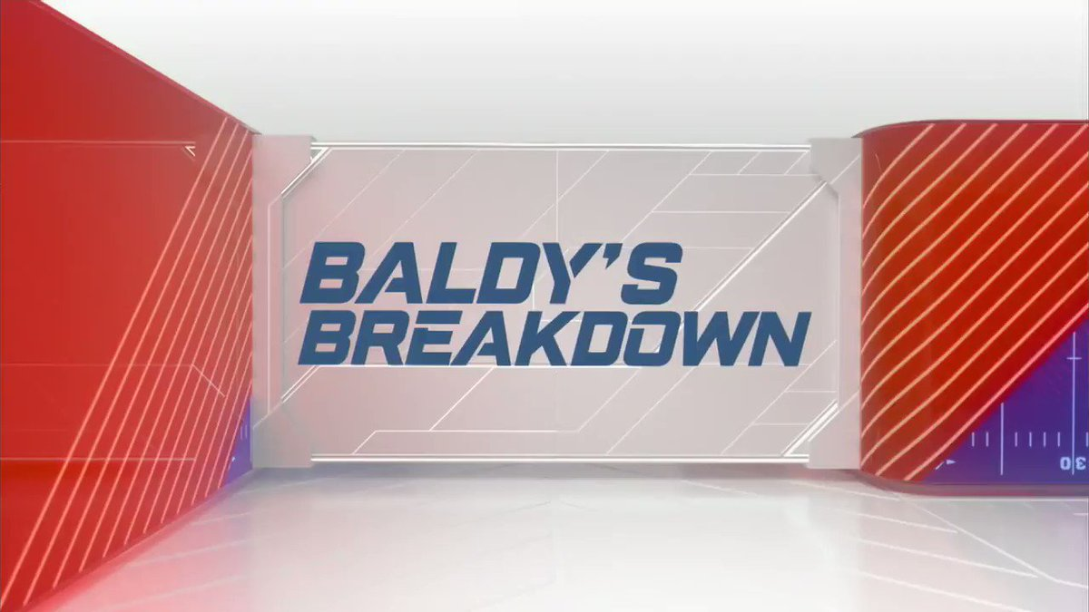 @Chiefs run game has to be taken seriously by the @BuffaloBills  It was a pounding in wk 6; albeit a long time ago. Someone once said that playing great defense starts with Stopping the run #BaldysBreakdowns