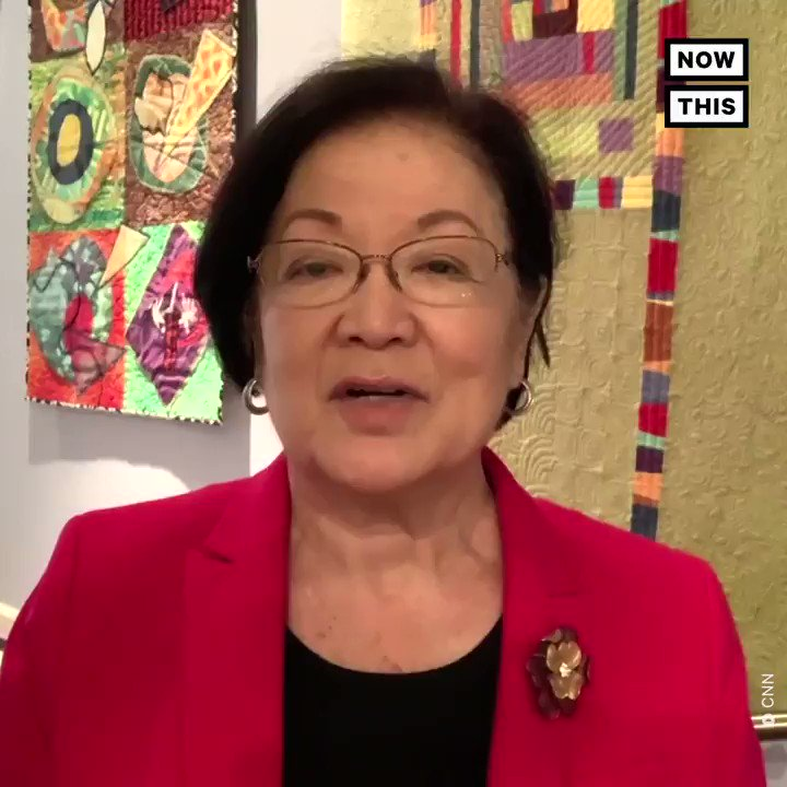 'Going into the Jan 6 count, [Cruz and Hawley] were very proud of the leadership role they were taking in trying to overturn the free and fair results' —Sen. Hirono explains why she and other Democrats are asking the Senate Ethics Committee to investigate Sens. Cruz and Hawley