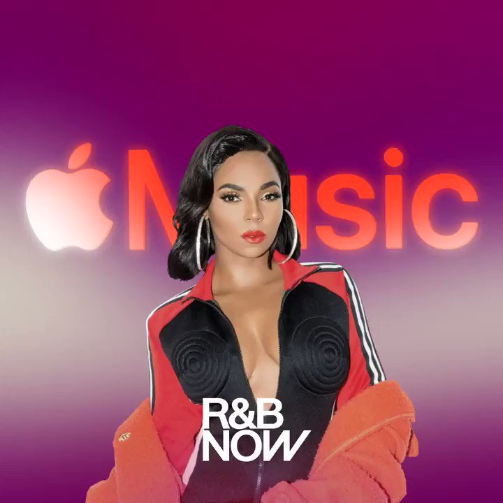 """'235' is about having someone in your life that you just can't stop thinking about.""  Fresh off her #Verzuz battle, @ashanti leads #RnBNow. Listen here:"