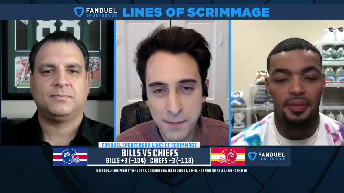"""""""He's gonna do anything & everything he can just to win the game.""""   Lock it in for the football weekend tonight at 6:00 PM with @JeffEisenband, @jcasillas52, & @Anthony_Becht   (@FDSportsbook)"""