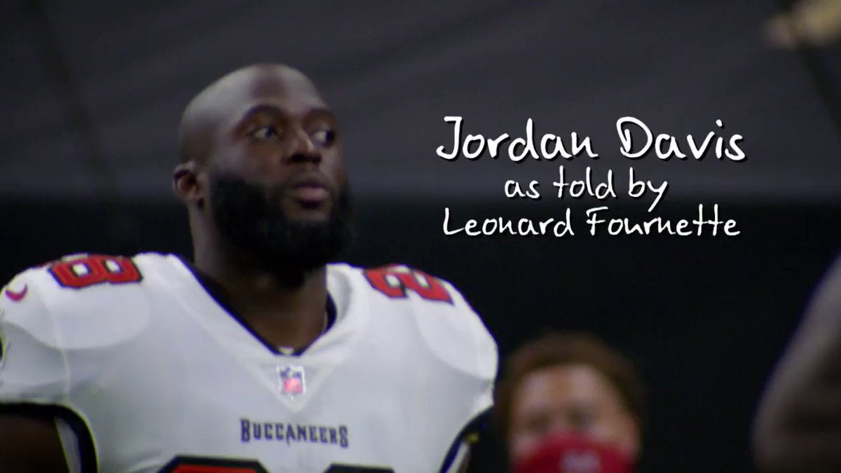 """""""We want their names to be remembered and heard. We're trying our best to use our platforms to make everyone recognize these senseless crimes.""""  @Buccaneers RB @_fournette tells the story of Jordan Davis. #SayTheirStories #InspireChange"""