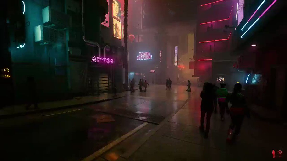 This Cyberpunk 2077 mod makes Night City look like the futuristic dystopia of Blade Runner and Blade Runner 2049. https://t.co/NEFzuSrIW7