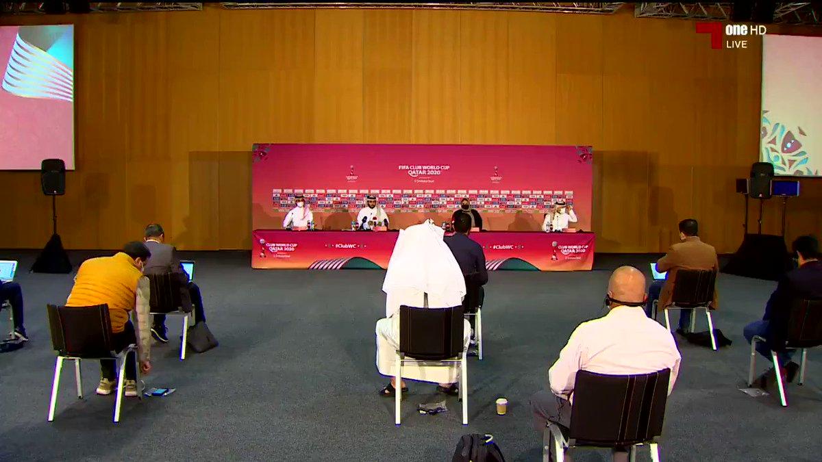 #بالفيديو.. 📹  جاهزية الدوحة لاحتضان #كأس_العالم_للأندية #قطر2020   #جريدة_الوطن_الدوحة #الدوحة #قطر  #رياضة_محلية_وعالمية ⚽️🏆 #سلامتك_هي_سلامتي