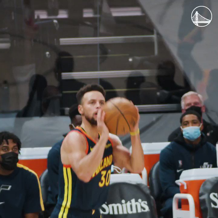 2nd most career threes in NBA history:  Wardell Stephen Curry II