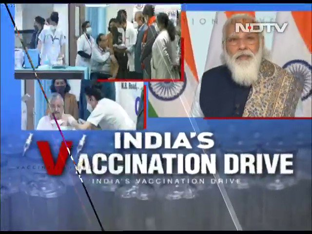 Watch | What has led to the drop in #COVID19 cases in India? AIIMS Director Dr Randeep Guleria explains   #NDTVExclusive