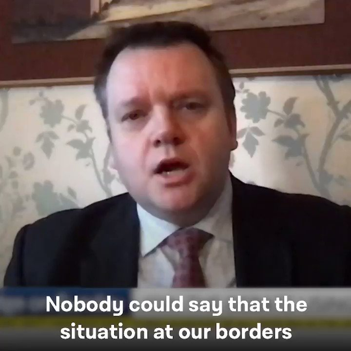 Nobody could say the level of protection at our borders is satisfactory. The Conservatives have moved from one chaotic situation to another. It's time to introduce a truly effective system of testing and quarantining.