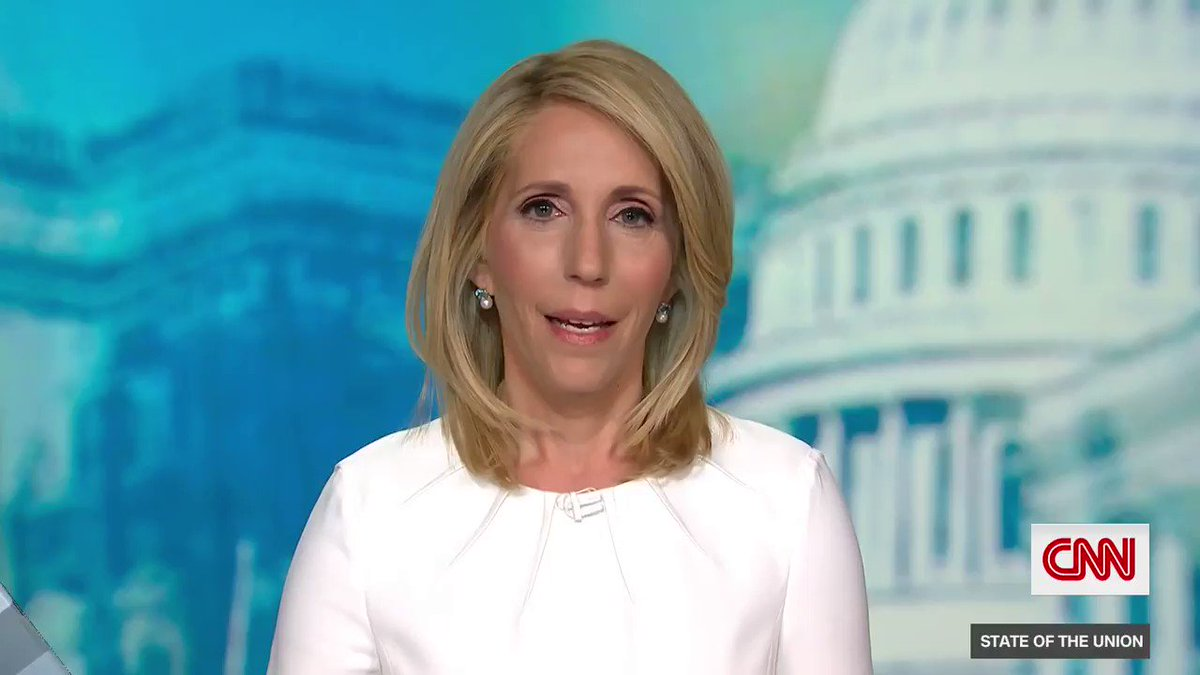 """.@DanaBashCNN pays homage to those who have inspired her on her journey to becoming co-anchor of #CNNSOTU, including the late Larry King, """"who dazzled and informed audiences with his interviews, night after night."""""""